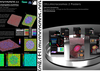Poster Design and Layout for numerous poster sessions, here: CELLmicrocosmos 2 project