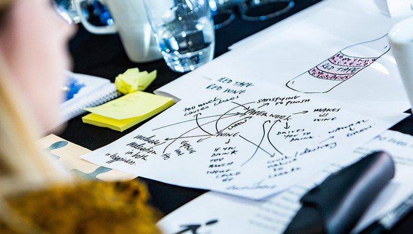 Creative Leadership in practice, 2019 (Adam Hollingworth)