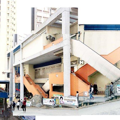 Sai Ying Pun Market, Hong Kong