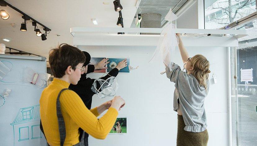 Prototyping new solutions for sustainable energy (2018). Images courtesy of Karolina Raczynska
