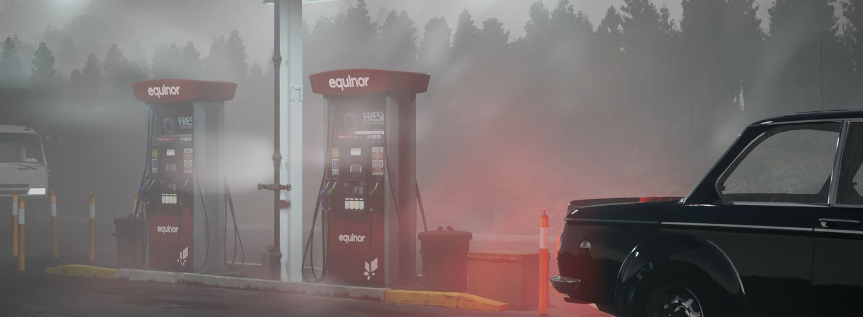 Image from Oljevegen: The Oil Road