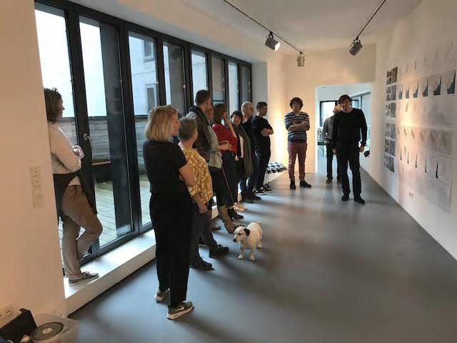 Berlin workshop, workshop 2, Thursday 12 April – Sunday 15 April 2018, L40-Verein zur, Förderung von Kunst und Kultur am Rosa-Luxemburg-Platz e.V
