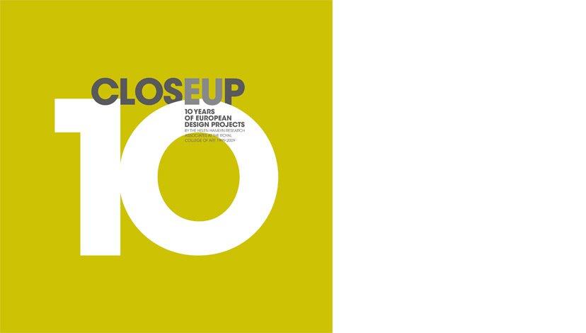 Closeup exhibition catalogue