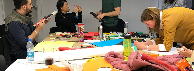 Collaborative design activities