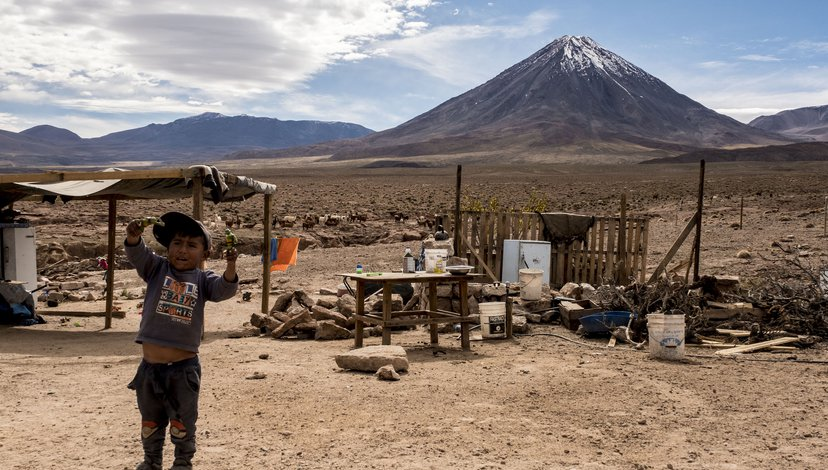Desierto Atacama, Near San Pedro de Atacama. Georgia White, 2019.