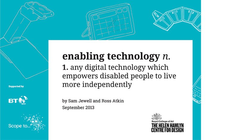 Enabling Technology cover