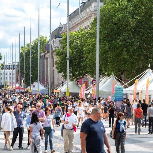 Great Exhibition Road Festival (GERF), Kensington
