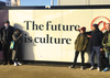 After the Creative City field visit to Stratford, Adam Kaasa