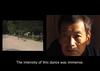 Film still. Min Tanaka à La Borde