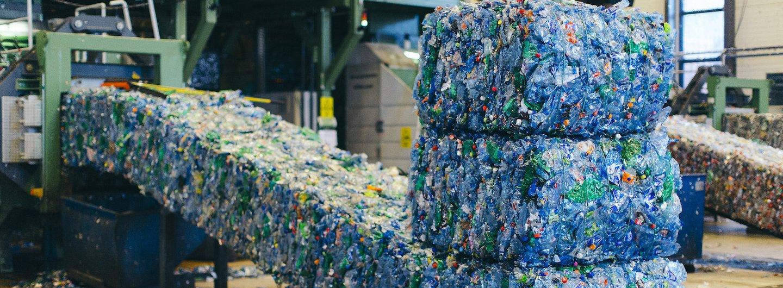 Infinitum plastics recycling facility Norway