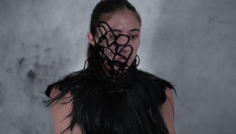 Julia Haro, The body we inhabit, 2021 RCA Contemporary Art Summer School
