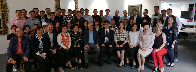 National University of Singapore Business School Executive MBA  Design Thinking with Professor Jeremy Myerson