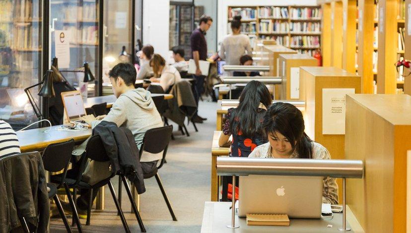 Library Kensington