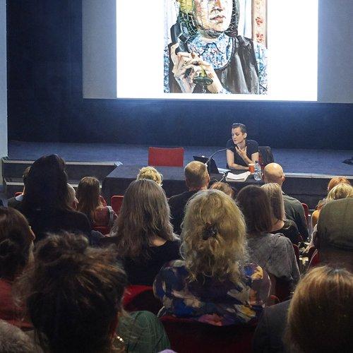 Lecture in Kensington