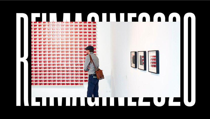 Installation view, Print Show 2019
