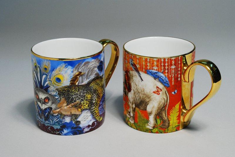 Santorus Celyon mugs