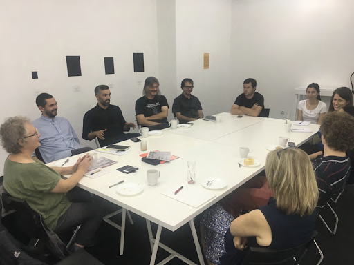Workshop, 26-30 October 2016, HANGAR- Centro de Investigação Artística, Lisbon