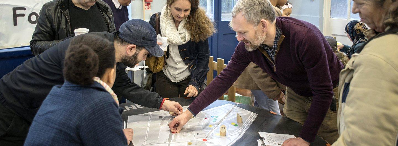 Co-Designing Innovation Workshop, City of Westminster