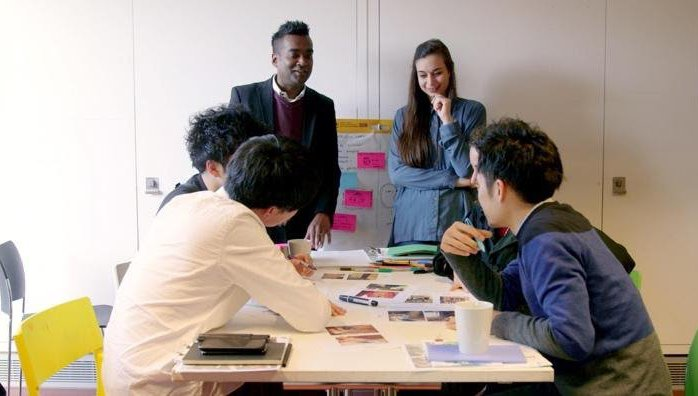 Bespoke executive education programme on technology and energy futures for Panasonic (2018), Image courtesy of Ben Garfield