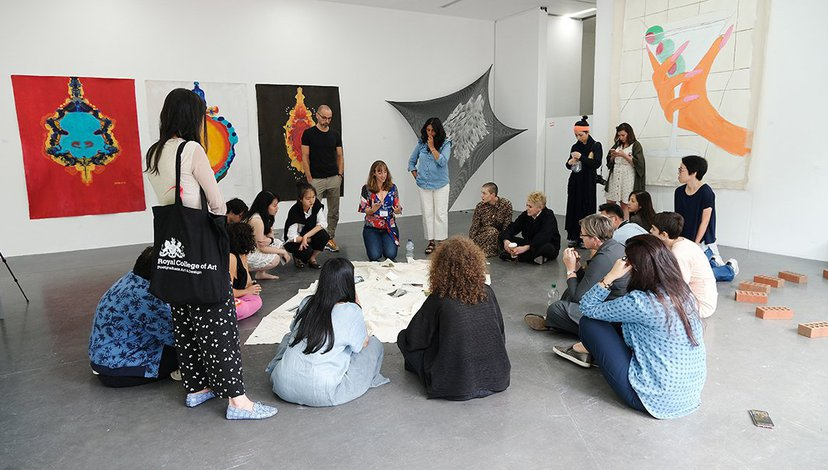 Contemporary Art Summer School, 2019