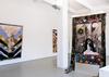 The World Blown Apart installed, Galerie Onrust, Amsterdam