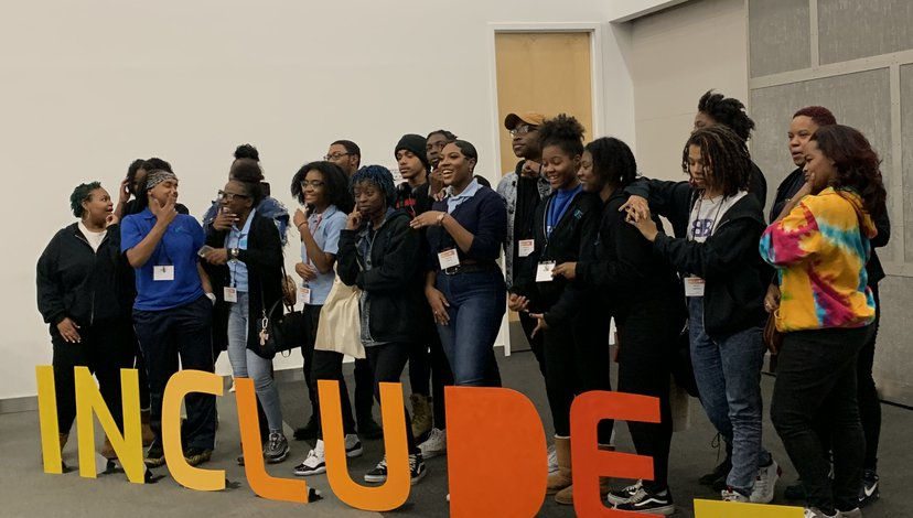 Include conference 2019, Detroit (photo: Rama Gheerawo)
