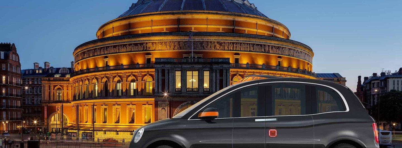 Future London Taxi
