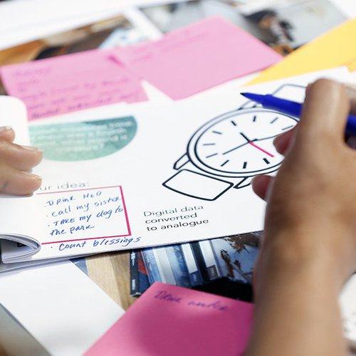 A Creative Leadership workshop