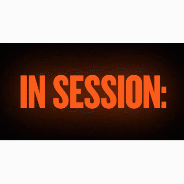 In Session banner